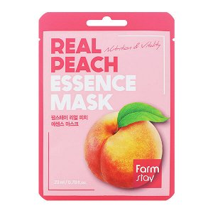 Real Peach Essence Mask