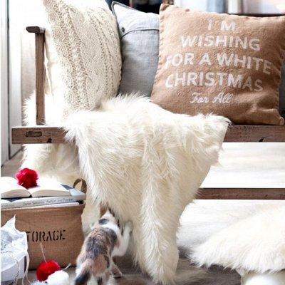🍀LEROY MERLIN🍀Дом для дома! — 15-40% Пледы, покрывала, декоративные подушки — Пледы и покрывала