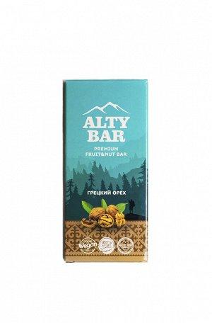 Батончик фруктово-ореховый «ALTYBAR» грецкий орех