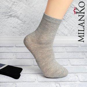 Мужские носки летние укороченные MilanKo N-126
