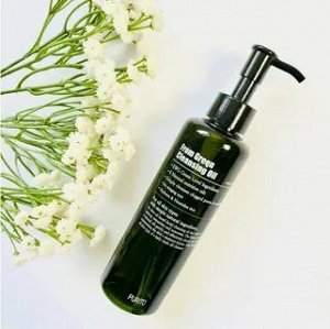 Гидрофильное масло Purito From Green Cleansing Oil 200 мл., ,