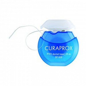 Нить межзубная с хлоргексидином DF 820 Curaprox