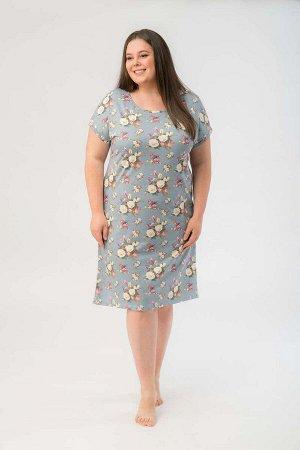 Платье 81615 Платье жен. WP 676, Состав: 50%хлопок 50%модал