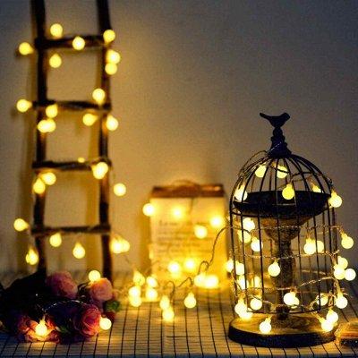 🍀LEROY MERLIN🍀Дом для дома! — 15-40% Декоративное освещение /ночники, гирлянды, лампы — Украшения для интерьера