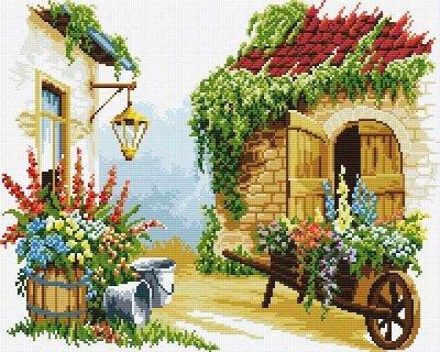 Мир увлечений: бисер, алмазная мозаика, раскраски — Алмазная вышивка (мозаика) «Алмазная Фея» — Мозаики и фреска