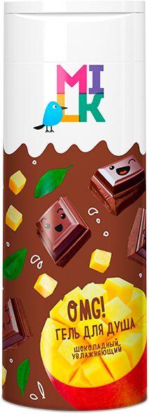 Гель для душа Милк Натур Шоколад 400мл