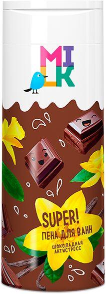 Пена для ванны Милк Натур Шоколад 400мл