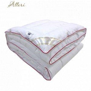 Одеяло Bio-ПУХ white gold-line (Тик), Демисезонное, 300 гр.