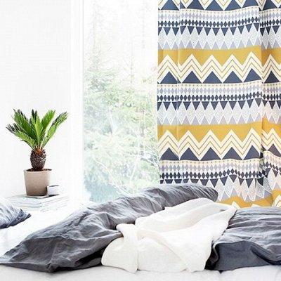 🍀LEROY MERLIN🍀Дом для дома! — 15-40% Готовые шторы и тюли — Шторы, тюль и жалюзи