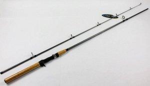 Спиннинг Obei Taue Mix Lure Club Casting 160 (1.6м, тест 10-40гр, 2 части, regular fast)