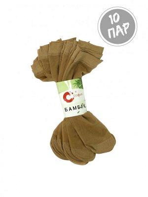 """Носки капроновые женские """"Fashion Socks"""" бежевые"""
