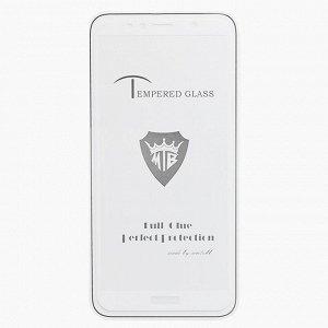 "Защитное стекло Full Screen Brera 2,5D для ""Huawei Honor 7A Pro/Honor 7C/Y6 2018/Y6 Prime 2018"" (white)"