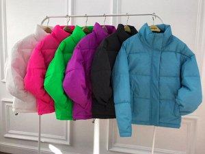 Куртка светоотражающая. Размер: M (42/44), L (44/46). Цвет: голубой