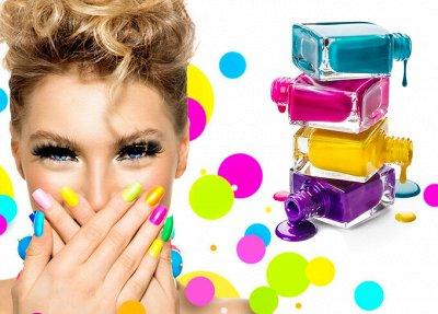 Декоративная белорусская косметика ♥    — Для ногтей — Маникюр и педикюр
