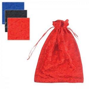 Мешок подарочный текстильный БАРХАТ, 28х38 см NEW