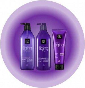 Mise-en-Scene Aging Care Full and Thick Rinse Кондиционер антивозрастной для силы волос 680 мл