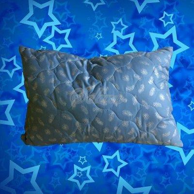 Постелька. Шикарный выбор и цены  — подушки лебяжий пух — Двуспальные и евроразмер