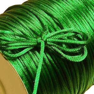 Бисер TOHO (Япония) ! Восточное сокровище! — Сатиновые шнуры — Расходные материалы