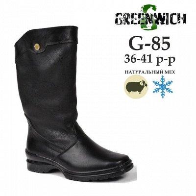 Greenwich-обувь особого назначения! Обновленные фасоны! — Специализированная обувь. Натуральная кожа. — Для мужчин