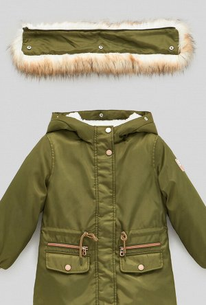 Куртка детская для девочек Templar хаки