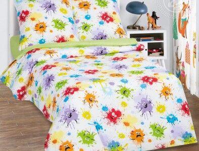 Спальный квадрат Любимое постельное, любимые расцветки — 1,5 сп (Детская коллекция) — Для дома