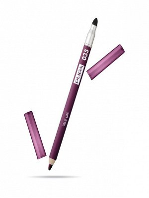 .Пупа  карандаш д/губ 35  NEW  глубокий фиолетовый