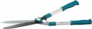 Кусторез RACO с волнообразными лезвиями и облегчен.алюминиевыми ручками