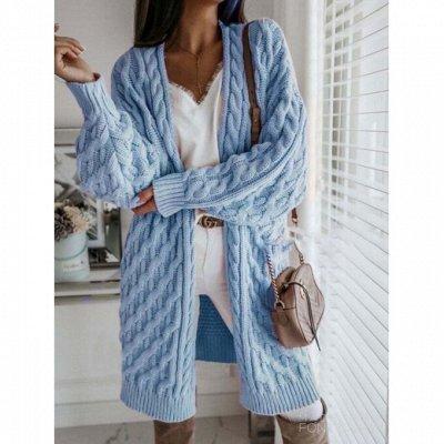 Теплая одежда для прохладных дней☀  — Теплые кардиганы — Кардиганы