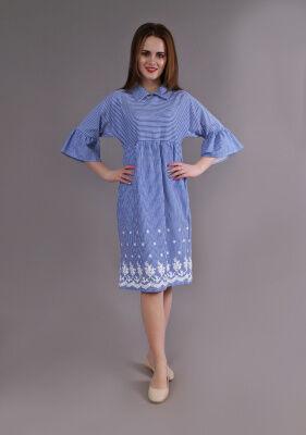 Платье Анфиса ( узоры)