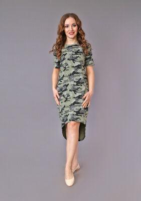 Платье Александра (хаки)