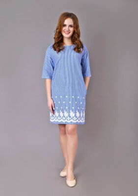 Платье Стиль (узоры)