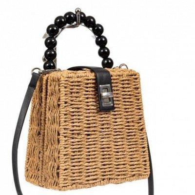G* - сумки - Осень 2020  — Соломенные сумки и шляпы — Пляжные сумки
