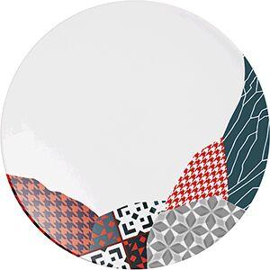 Красивую посуду приятно брать в руки! — Тарелки мелкие — Посуда
