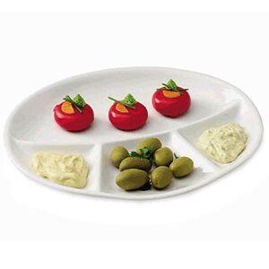 Красивую посуду приятно брать в руки! — Блюдо круглые, овальные — Посуда