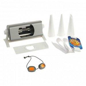 Облучатель ультрафиолетовый бактерицидный «Солнышко» ОУФд-01, лампа типа ДРТ-125/ДКБУ-5