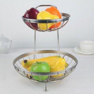 Ваза для фруктов «Стиль», 20?9,5?33 см