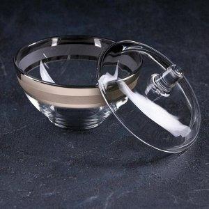 Сахарница Ring, 250 мл, с напылением