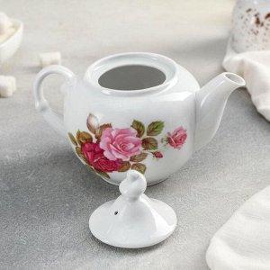 Чайник 500 мл, цвет МИКС