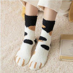 Плюшевые носочки в ассортименте