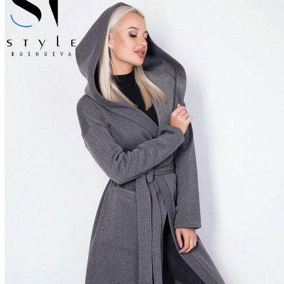 ❤《Одежда SТ-Style》Красивые наряды! Готовимся к Новому Году! — Плащи, пальто, жилеты — Верхняя одежда