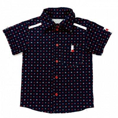 👚Детская одежда от 100 руб.👍 Крутые,яркие новинки. — Детский трикотаж. Рубашки — Рубашки