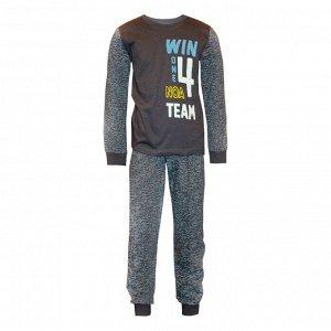 Пижама для мальчиков арт 11139-2