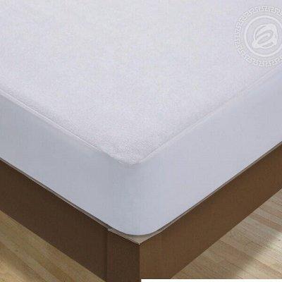 Подушки, Одеяла, Наматрасники, Чехлы на мебель — Наматрасники 140х200 см — Наматрасники