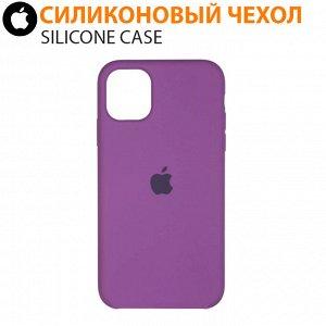 Силиконовый чехол Silicone Case для iPhone 11 Pro