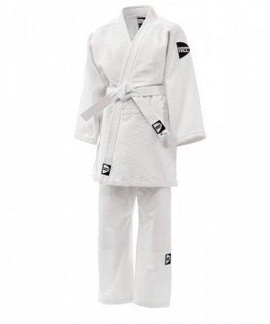 Кимоно для дзюдо Green Hill JSTT-10761, белый, р.0/130