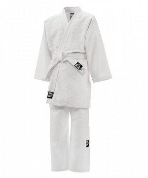 Кимоно для дзюдо Green Hill JSST-10572, белый, р.0/130