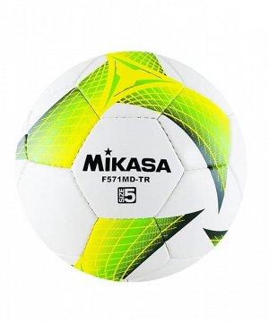 Мяч футбольный Mikasa  F571MD-TR-G №5 1/36