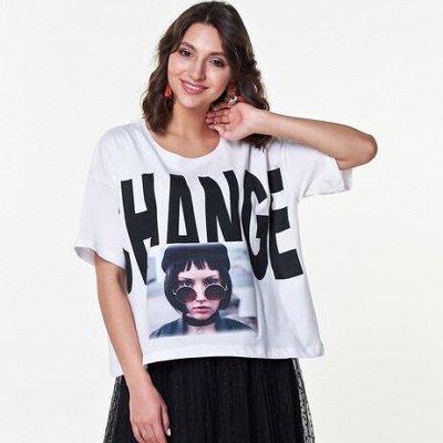 Элегантные блузки и стильные рубашки от Valentina dresses. — Футболки — Футболки
