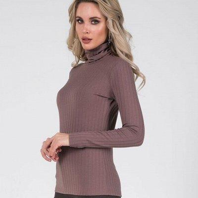 Элегантные блузки и стильные рубашки от Valentina dresses. — Водолазки — Водолазки и лонгсливы