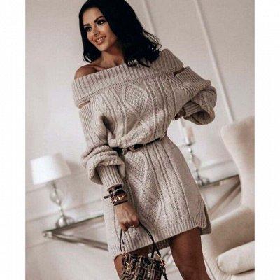 Теплая одежда для прохладных дней☀  — Платья — Платья